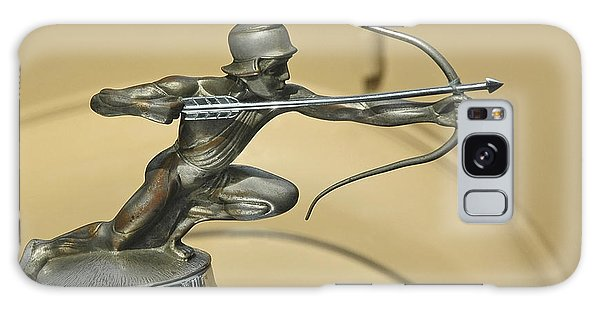 1928 Pierce Arrow Helmeted Archer Hood Ornament Galaxy Case