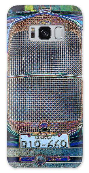 1929 Ford Galaxy Case by Richard Farrington