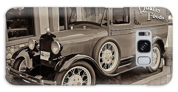 1930 Ford Panel Truck Galaxy Case