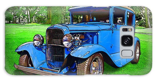 1930 Ford Galaxy Case by Richard Farrington