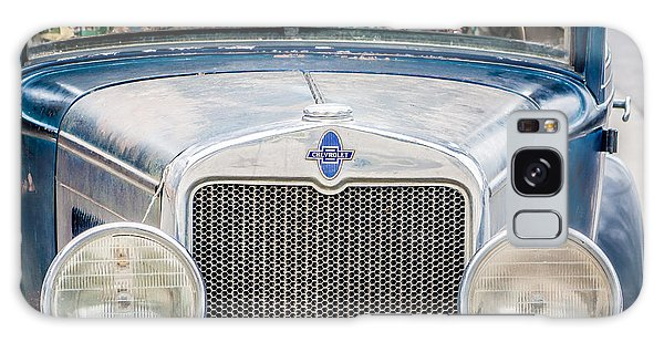 1930's Chevy Headlights Galaxy Case
