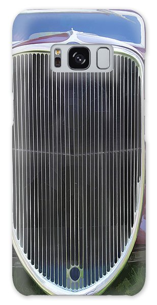 1933 Ford Grille Galaxy Case
