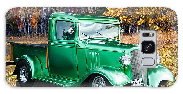 1934 Chev Pickup Galaxy Case by Richard Farrington
