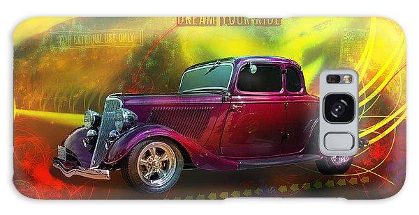 1934 Ford 5 Window Gennie Galaxy Case