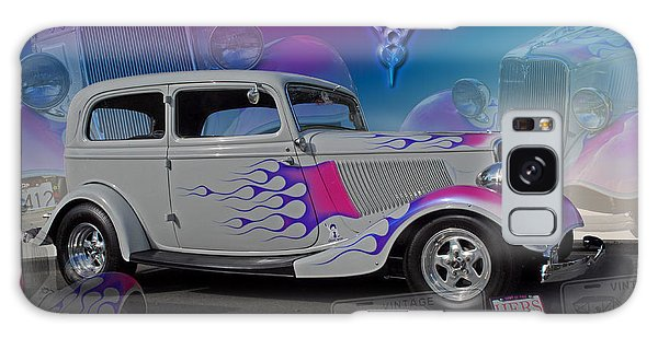 1934 Ford Delux Galaxy Case