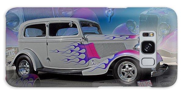 1934 Ford Delux Galaxy Case by Richard Farrington