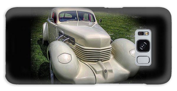 1936 Cord Automobile Galaxy Case by Thom Zehrfeld