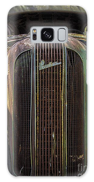 1936 Pontiac Head On Galaxy Case