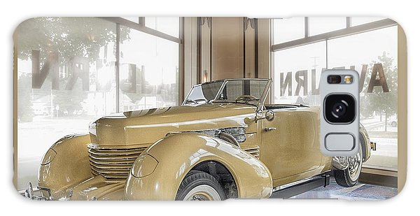1937 Cord 812 Galaxy Case by Gary Warnimont
