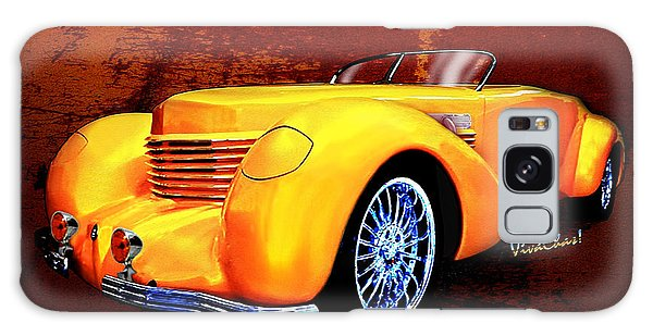 1937 Cord Coffin Nose Speedster Concours On Toast Galaxy Case