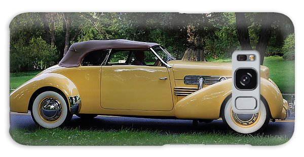 1937 Cord Convertible Galaxy Case