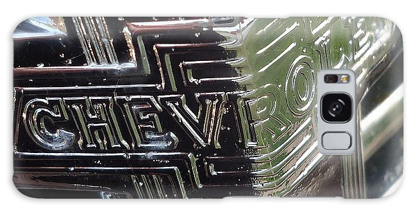 1938 Chevrolet Sedan Emblem Galaxy Case