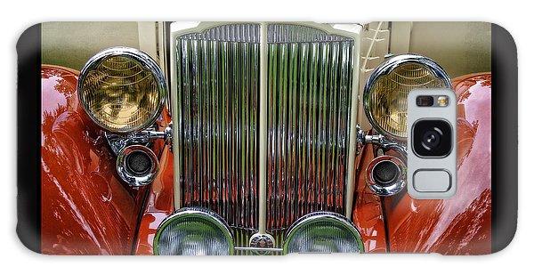 1928 Classic Packard 443 Roadster Galaxy Case by Thom Zehrfeld