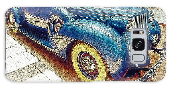 1938 Packard National Automobile Museum Reno Nevada Galaxy Case by A Gurmankin