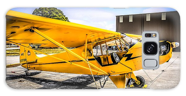 1938 Piper Cub Galaxy Case by Chris Smith