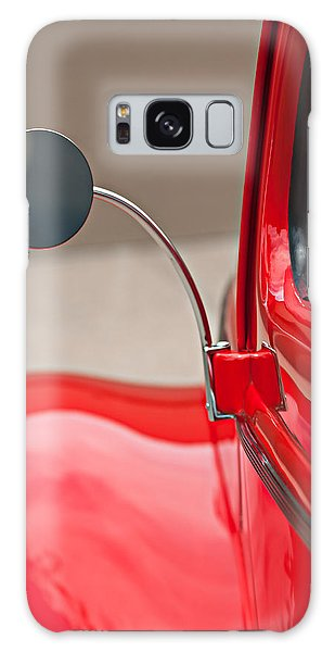 1940 Ford Deluxe Coupe Rear View Mirror Galaxy Case