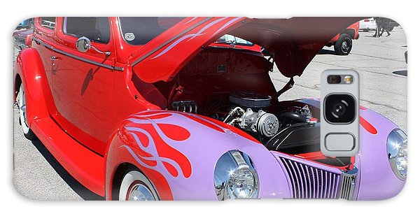 1940 Ford Two Door Sedan Hot Rod Galaxy Case