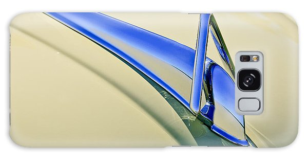 Six Galaxy Case - 1949 Hudson Super Six  Hood Ornament by Jill Reger