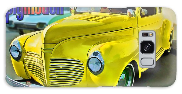 1941 Plymouth Galaxy Case