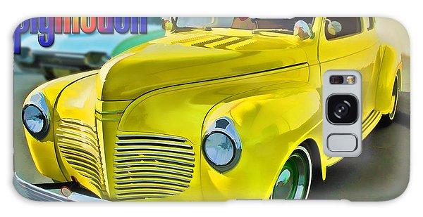 1941 Plymouth Galaxy Case by Richard Farrington