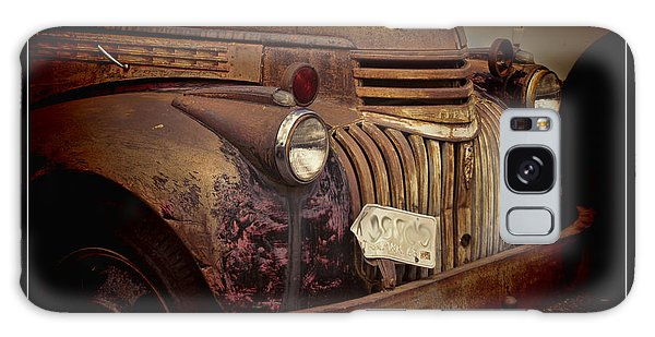 1946 Chevy Truck Galaxy Case by Ron Roberts