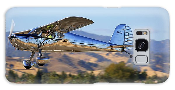 1947 Cessna 140 Climbing Out N4151n Galaxy Case