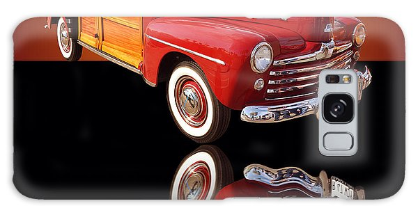 1947 Ford Woody Galaxy Case by Jim Carrell