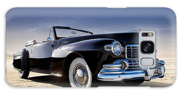 Motor Yacht Galaxy Case - 1947 Lincoln Continental by Douglas Pittman