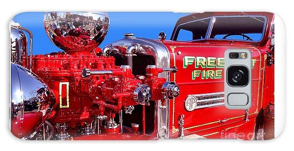 1949 Ahrens Fox Piston Pumper Fire Truck Galaxy Case