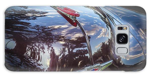 Dual Exhaust Galaxy Case - 1949 Chevrolet Sedan by Rich Franco