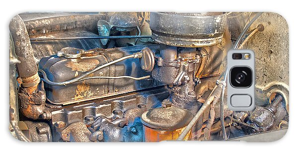 1949 Chevy Truck Engine Galaxy Case by D Wallace