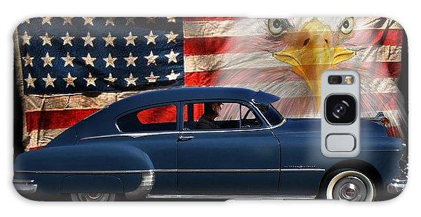 1949 Pontiac Tribute Roger Galaxy Case by Peter Piatt