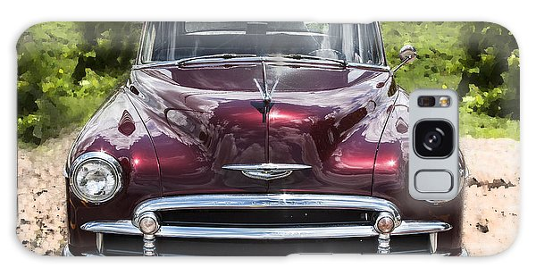 Dual Exhaust Galaxy Case - 1950 Chevrolet Beauty by Rich Franco