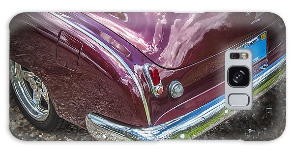 Dual Exhaust Galaxy Case - 1950 Chevrolet Tailights And Bumper by Rich Franco