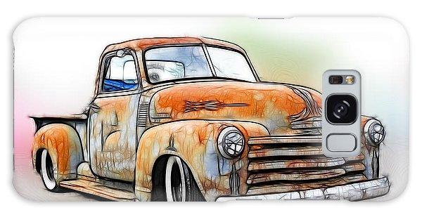 1950 Chevy Truck Galaxy Case