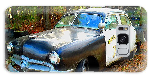 1950 Ford Cop Car Galaxy Case