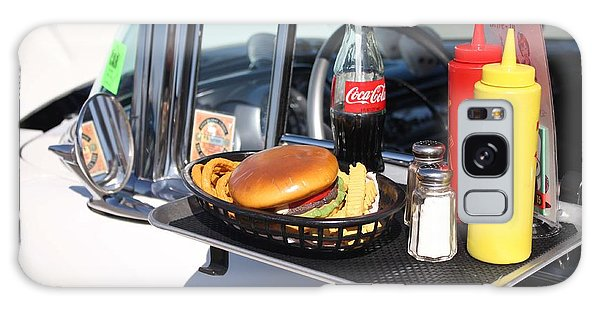 1950's Drive In Movie Snack Tray Galaxy Case
