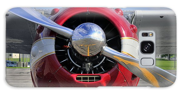1951 Cessna 195 2 Galaxy Case by Dan Myers