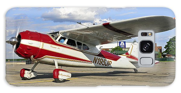 1951 Cessna 195 Galaxy Case by Dan Myers