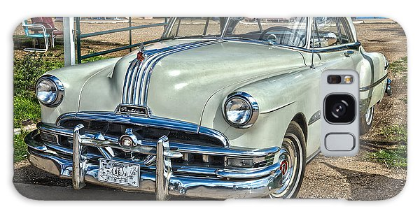 1951 Pontiac Chieftain Side View Galaxy Case by Bob and Nancy Kendrick