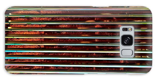 1951 Seeburg Juke Box Grill Galaxy Case by Kirsten Giving
