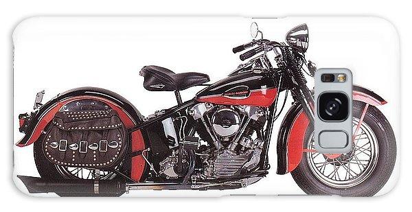 1952 Harley Davidson Galaxy Case