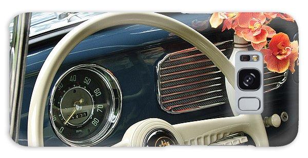 Volkswagen Galaxy Case - 1952 Volkswagen Vw Bug Steering Wheel by Jill Reger