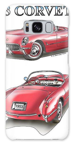 1953 Corvette Galaxy Case