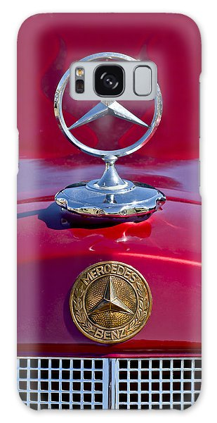 1953 Mercedes Benz Hood Ornament Galaxy Case