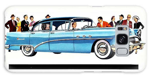 1954 Buick Ad Galaxy Case