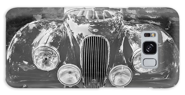1954 Jaguar Xk 120 Se Ots Bw Galaxy Case