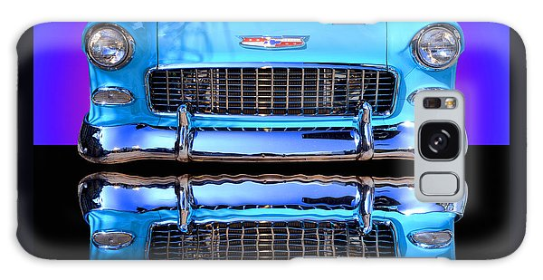 1955 Chevy Bel Air Galaxy Case by Jim Carrell