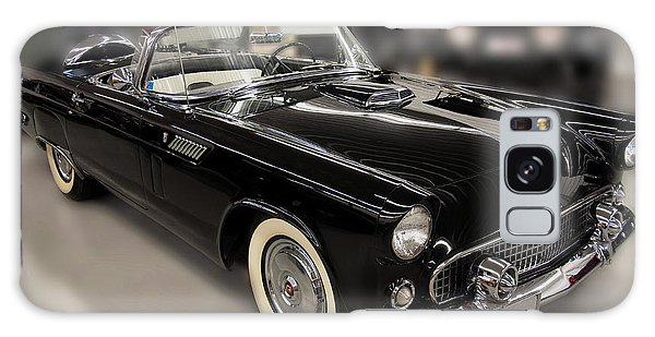 1955 Ford Thunderbird Convertible Galaxy Case by Chris Flees