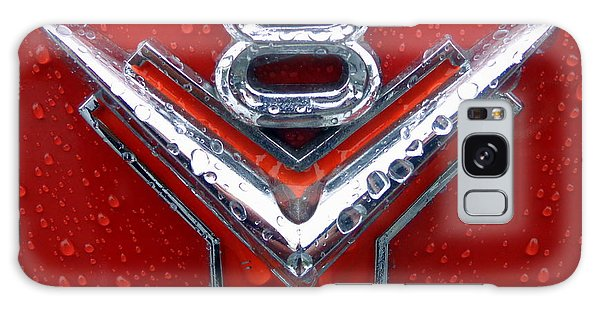 1955 Ford V8 Emblem Galaxy Case